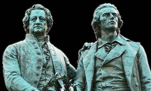 Philosophie Goethe und Schiller